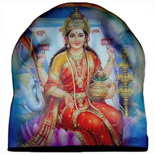 Шапка мужская Индийская богиня Лакшми
