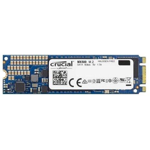 Твердотельный накопитель Crucial 1000 GB CT1000MX500SSD4