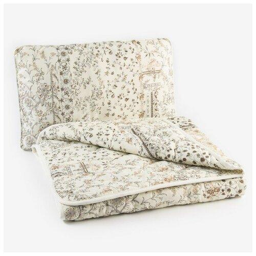 Купить Комплект в кроватку Столица текстиля набор Экофайбер , одеяло 110*140 см, 150 гр/м2, подушка 40*60 см, Столица Текстиля, Постельное белье и комплекты