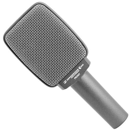 Микрофон Sennheiser E 609, silver