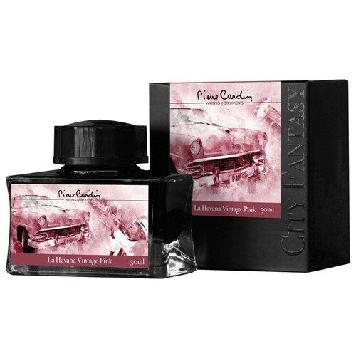 Чернила для перьевой ручки Pierre Cardin City Fantasy PC332-L (1 шт.) розовый