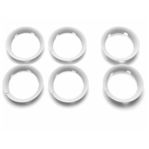 Bugaboo Колпаки для колес Bee5 WHITE