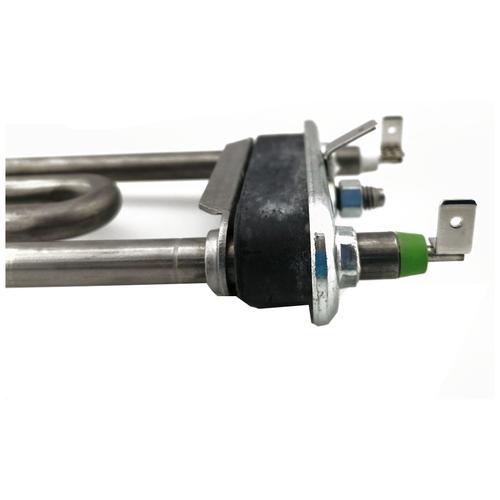 Тэн для стиральных машин 1700W 170 мм прямой с отверстием