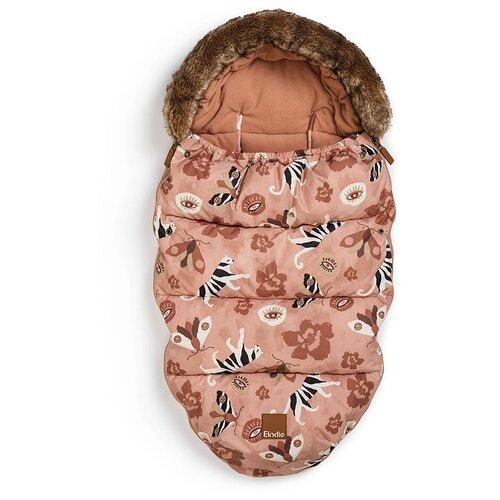 Конверт-мешок Elodie зимний на искусственном меху 110 см Midnight Eye