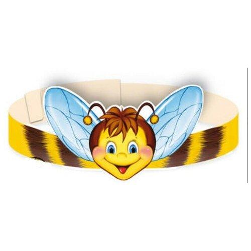 Купить Маска-ободок Пчелка , Творческий Центр СФЕРА, Карнавальные костюмы