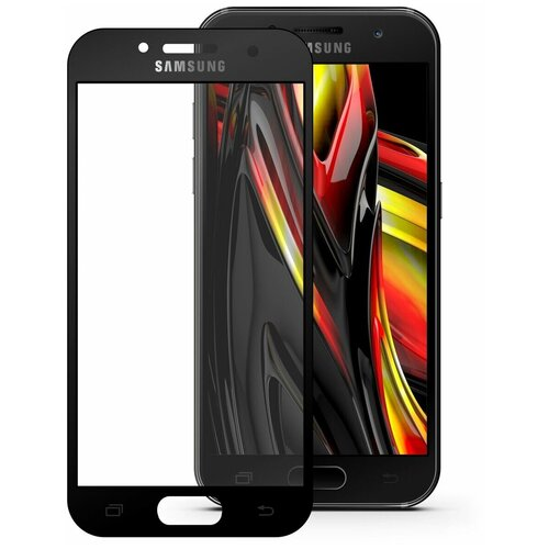 Защитное стекло Mobius 3D Full Cover Premium Tempered Glass для Samsung Galaxy A7 2017 черный защитное стекло mobius 3d full cover premium tempered glass для samsung galaxy a6 2018 черный