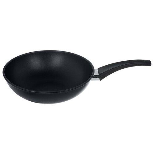 Сковорода-вок Renard Classic CLW280, 28 см, черный кастрюля renard classic clc40c 4 л черный