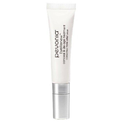 Pevonia / Обновляющий крем для кожи вокруг глаз с тональным эффектом, 10 мл