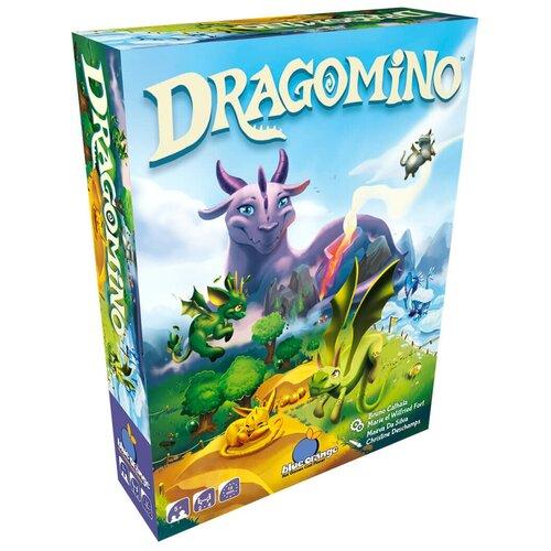 Настольная игра Blue Orange Dragomino