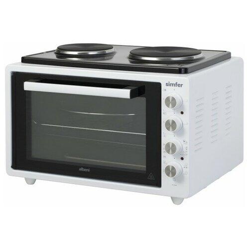мини печь simfer m3540 Мини-печь Simfer Albeni Plus M4242, белый