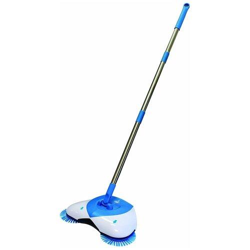 Щетка SPIN Hurricane Spin Broom белый/синий