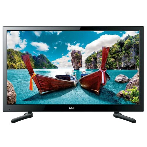 Фото - Телевизор BBK 24LEM-1055/FT2C 24 (2019), черный led телевизор bbk 40 lex 5043 ft2c черный