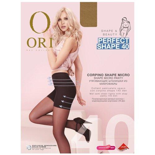 Колготки ORI Perfect Shape, 40 den, размер 2-S, neutro (бежевый)