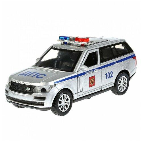 Купить Машина Технопарк Range Rover Vogue Полиция инерционная 278674, ТЕХНОПАРК, Машинки и техника