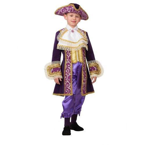 Купить Костюм Батик Маркиз (447), сиреневый, размер 134, Карнавальные костюмы