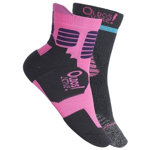 Носки Oldos Денс 4-5-0-NSK08, размер 32-34, розовый
