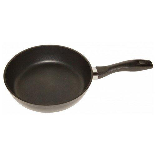 Сковорода Helper Comfort CF3524, 24 см, черный сковорода d 24 см kukmara кофейный мрамор смки240а