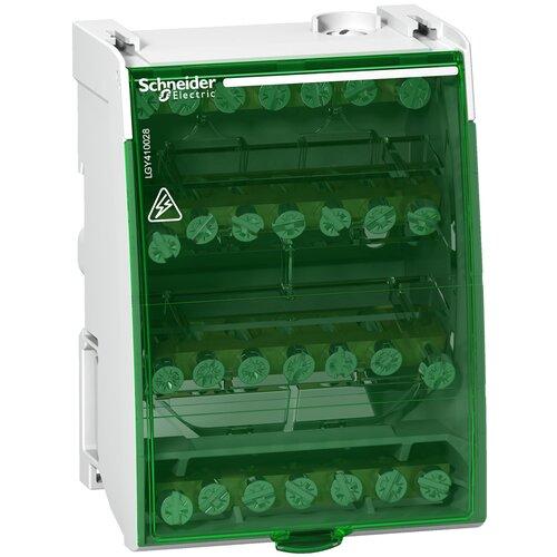 Распределительный клеммный блок Schneider Electric LGY410028