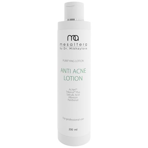 Купить MESALTERA by Dr. Mikhaylova Анти-Акне Лосьон для жирной и проблемной кожи Anti Acne Lotion, 200 мл