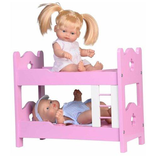 Купить Набор пупсов Falca с мебелью, 28 см, F28005, Куклы и пупсы