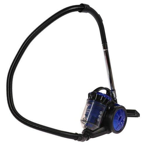 Пылесос Energy EN-003-2200SS, синий/черный