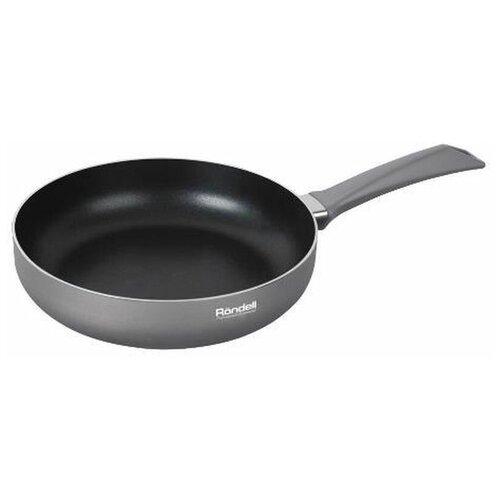 1356 Сковорода 28х6,5 см Strike Rondell (GY)