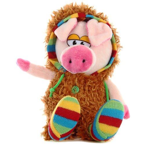 Мягкая игрушка LAPA House Свинка 17 см (72376)