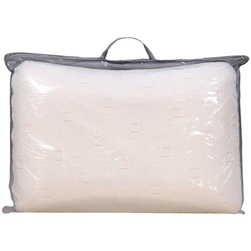 Ортопедическая подушка с эффектом памяти Лайт 50*70*15 , Подушка ортопедическая классика