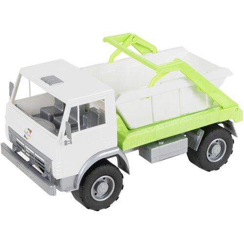 Грузовик Orion Toys Х2 Коммунальная машина (948), 38.5 см