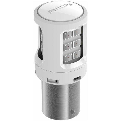 Лампа автомобильная светодиодная Philips 11498ULAX2 PY21W 12V 2 шт.