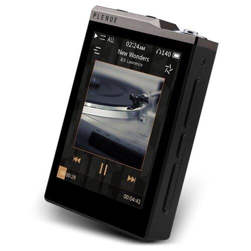 Плеер Cowon PLENUE D3 64 GB silver black