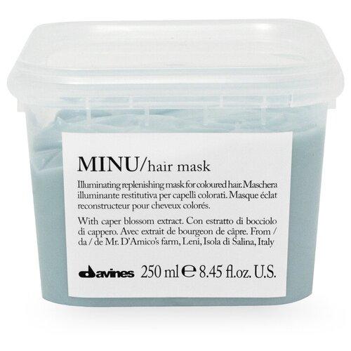 Купить Davines Essential Haircare Minu Восстанавливающая маска для окрашенных волос, 250 мл