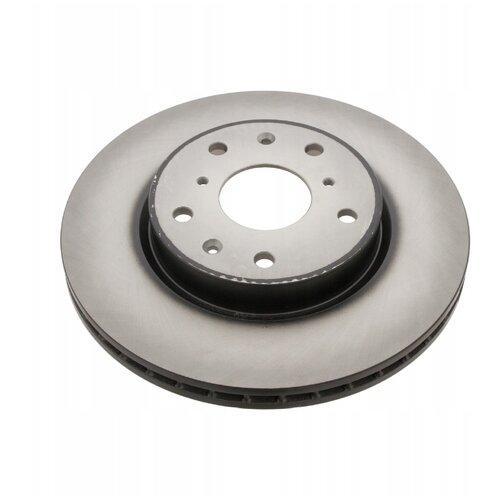 Комплект тормозных дисков передний NIBK RN1320 279x22 для Suzuki SX4, Fiat Sedici (2 шт.)