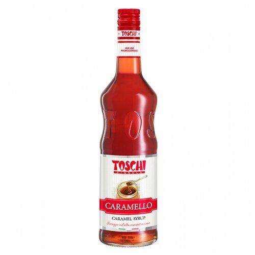 Сироп Toschi Карамель 0.75 л сироп slim fruit family slimsyrup карамель ирис 0 31 л