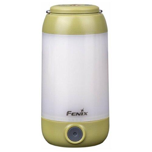 Кемпинговый фонарь Fenix CL26R зеленый недорого