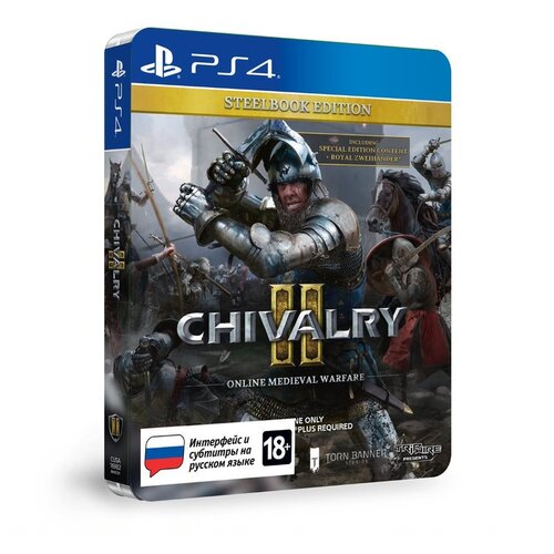 Игра для PS4: Chivalry II Специальное издание ( PS4/PS5)