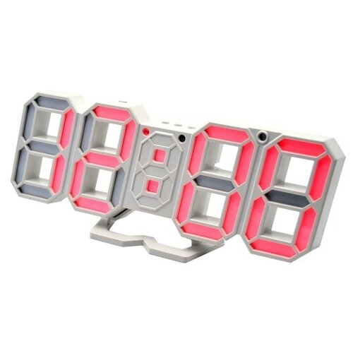 Электронные часы VST-883 красные цифры