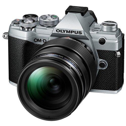 Фотоаппарат Olympus OM-D E-M5 Mark III Kit серебристый M.Zuiko Digital 12-40mm F/2.8