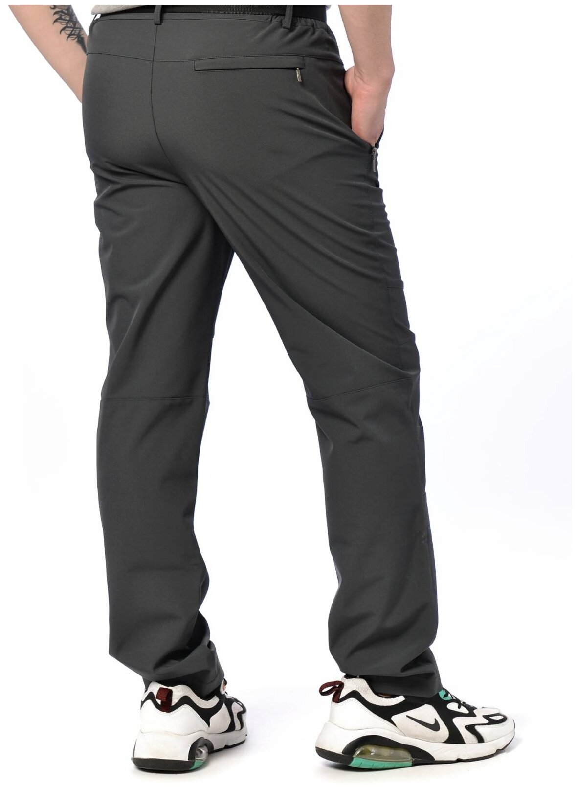 Трекинговые брюки мужские AZIMUTH 0017М (Серый/46) — купить по выгодной цене на Яндекс.Маркете