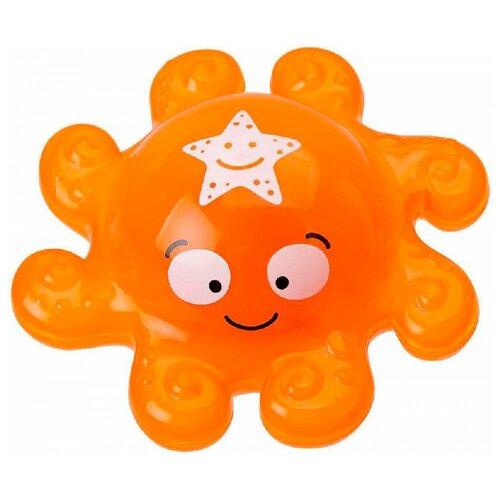 Купить Игрушка для ванной Alex Осьминог (842S) оранжевый, Игрушки для ванной