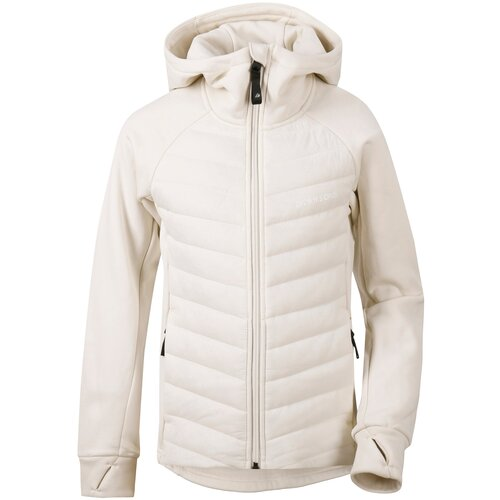 Подростковая куртка Didriksons Tovik белая ракушка 150