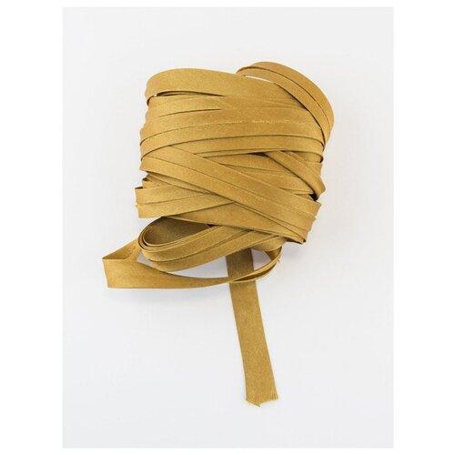 Купить Косая бейка, 14-15 мм, 10 м., GK-15P, Гамма, №020 оливковый, Gamma, Технические ленты и тесьма