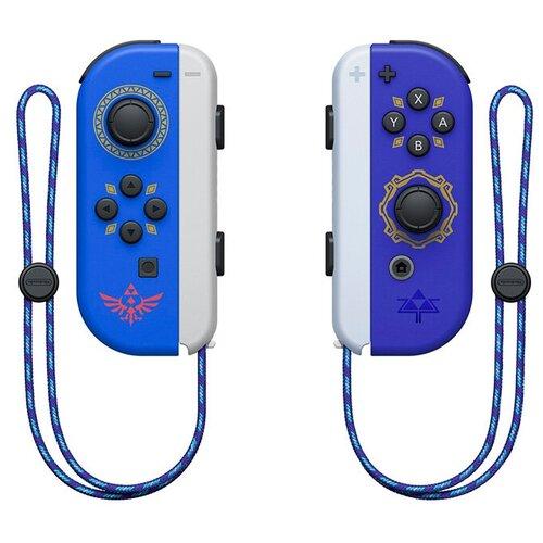Геймпад Nintendo Switch Joy-Con controllers Duo, The Legend of Zelda: Skyward Sword геймпад nintendo switch joy con controllers duo красный синий