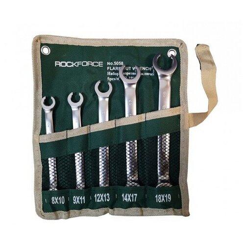 Фото - Набор ключей Rock Force RF-5058 набор ключей rock force rf 50811a