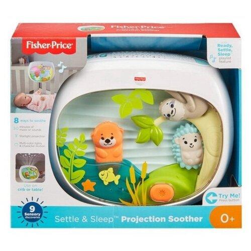 Фото - Музыкальный проектор Mattel Fisher-Price Лесные друзья для сна развивающий коврик mattel fisher price водный всплеск grr44