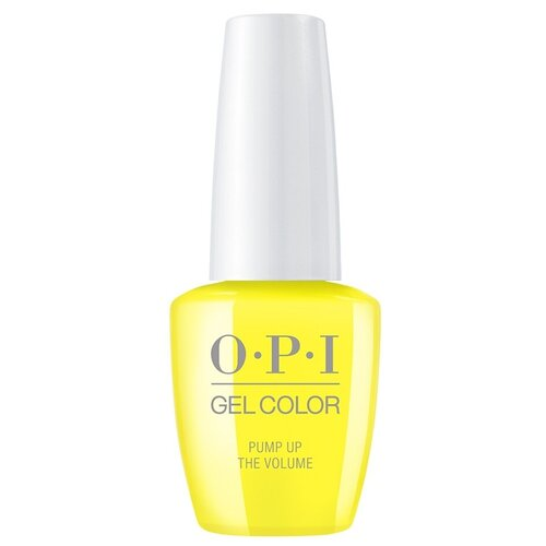 Фото - Гель-лак для ногтей OPI GelColor Neon, 15 мл, PUMP Up the Volume opi гель лак для ногтей gelcolor iceland check out the old geysirs 15 мл