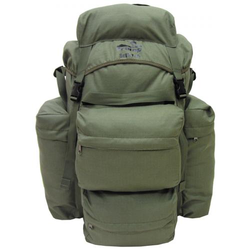 Рюкзак для охоты и рыбалки Tramp Setter 60, олива палатка tramp lite twister 3