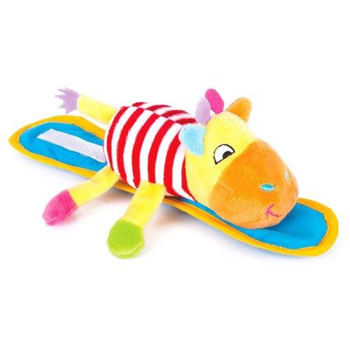 Подвесная игрушка Happy Snail Жираф Спот (14HSK07SP) желтый/голубой, Подвески  - купить со скидкой
