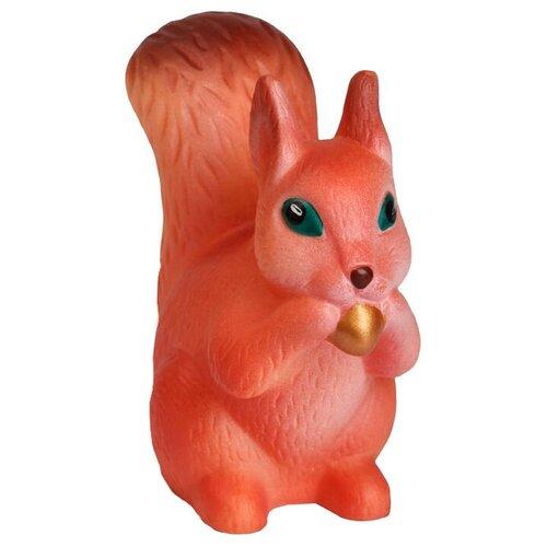Фото - Игрушка для ванной ОГОНЁК Белочка (С-588) оранжевый игрушка для ванной огонёк лев бонифаций с 644 оранжевый