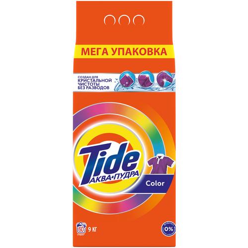 Фото - Стиральный порошок Tide Color (автомат), 9 кг стиральный порошок tide color автомат 4 5 кг